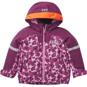 Helly Hansen Legend Insulated Jacket Kids, rosa